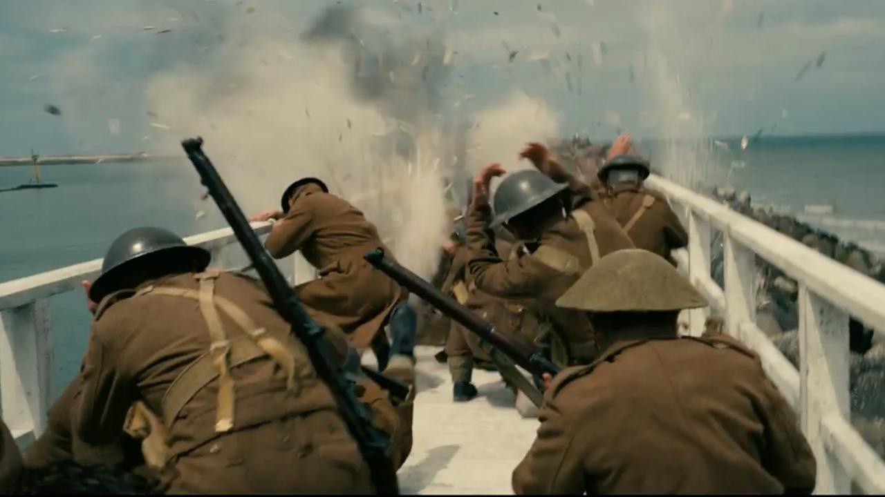 Opgeven is geen optie in nieuwe trailer Christopher Nolan's Dunkirk