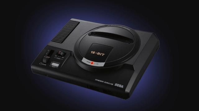 Sega maakt nieuwe games bekend voor Mega Drive Mini-console