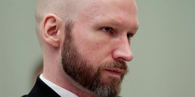 Noors hof: Breivik niet inhumaan behandeld door plaatsing in isolement
