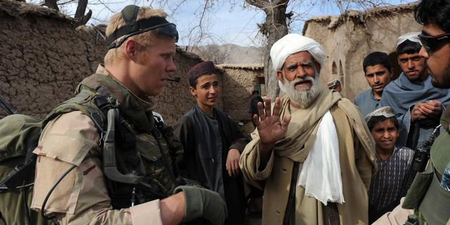 Zorgen over 'vreselijk lot' Afghaanse tolken die werkten voor Defensie