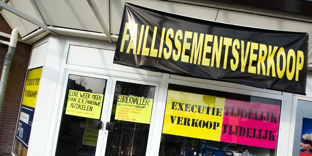 Ook deze winkelketens overleefden een doorstart niet