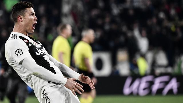 Simeone vindt het niet erg dat 'wereldspeler' Ronaldo hem persifleerde