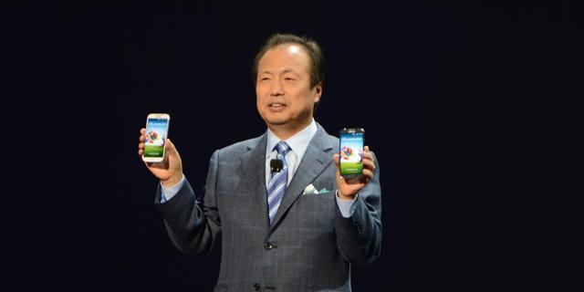 Salaris Samsung-directeur gehalveerd na slechte smartphoneverkopen