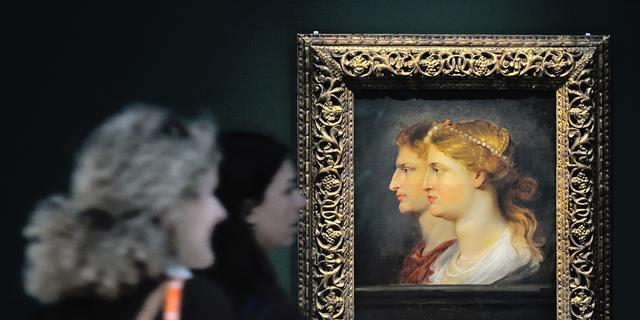 Italiaanse politie vindt gestolen doeken Rubens en Renoir terug
