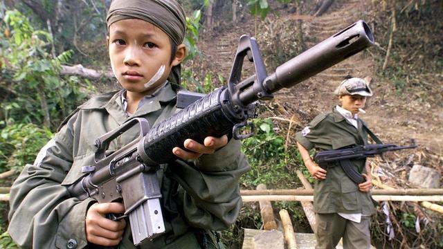 VN schat aantal kindsoldaten veel hoger in