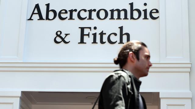 Abercrombie & Fitch verliest terrein