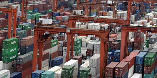 Export groeit flink in september