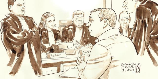 Twaalf jaar cel in hoger beroep 'grenslijkzaak'