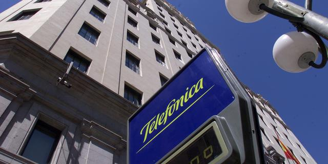 Winst Telefónica omlaag door prijsdruk Spanje