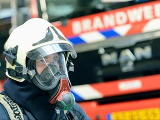 Drie personen door brandweer in veiligheid gebracht