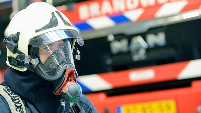Brandweer rukt minder vaak uit