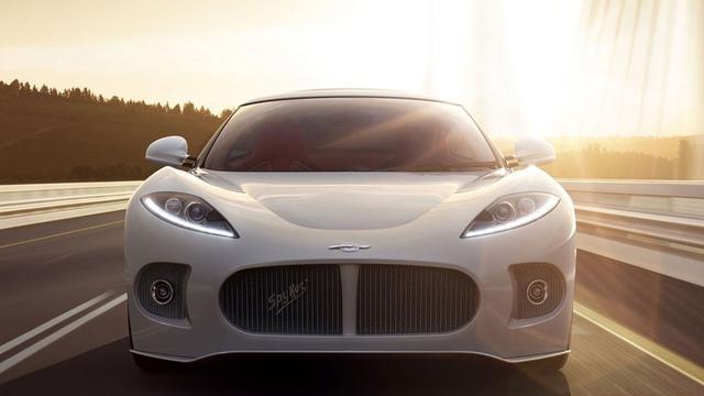 Obligatie Spyker in te ruilen voor sportauto