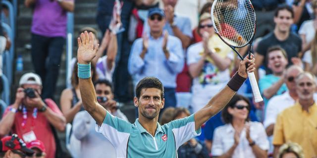 Djokovic ontmoet Nadal in halve finale ATP-toernooi Montreal