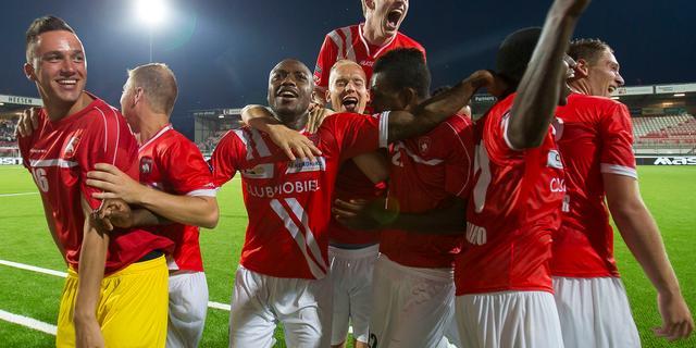 FC Oss in eigen huis te sterk voor Jong Ajax