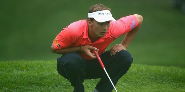 Luiten mist de cut op PGA Championship (video)