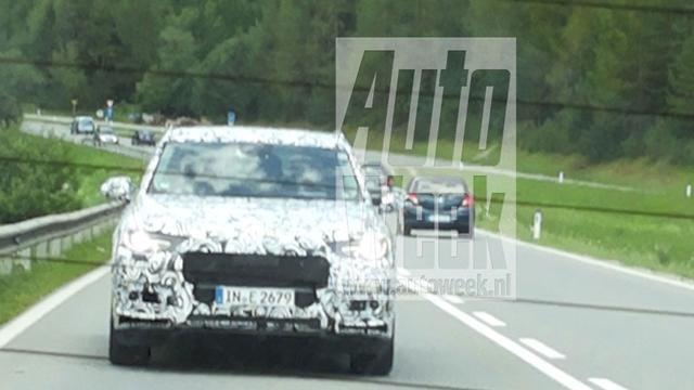 'Audi SQ7 krijgt elektrische turbo'