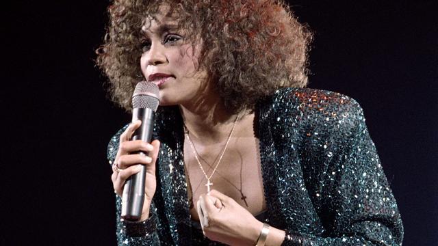 Album met nieuw materiaal Whitney Houston voor Bodyguard-jubileum