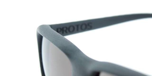 3d-geprinte bril wordt per hoofd op maat gemaakt