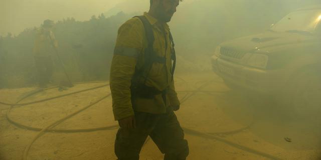 Honderden branden in Portugal door hitte