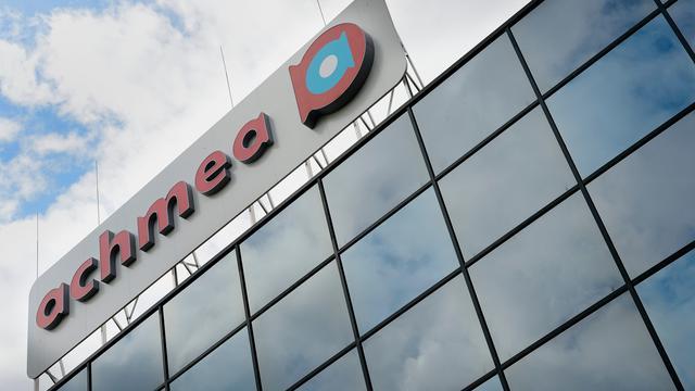 Fagron sluit deal met Achmea