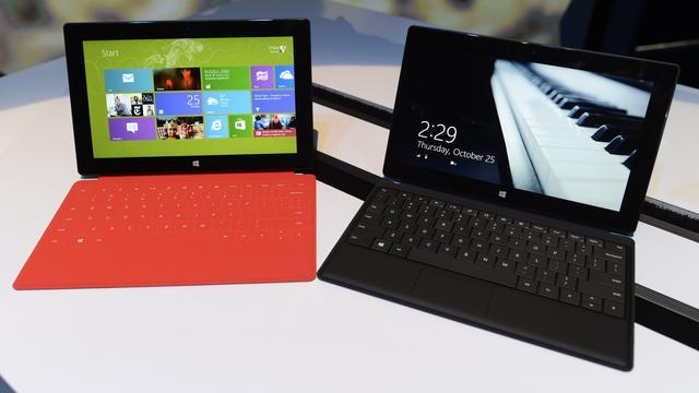 'Microsoft lanceert nieuwe Surface eind september'