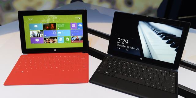 Windows 8.1 geïntroduceerd voor tablets met weinig opslagruimte