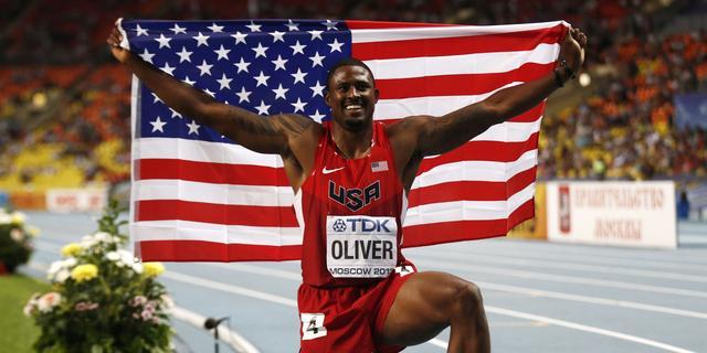 Hordeloper Oliver wint na vrijwel perfecte race