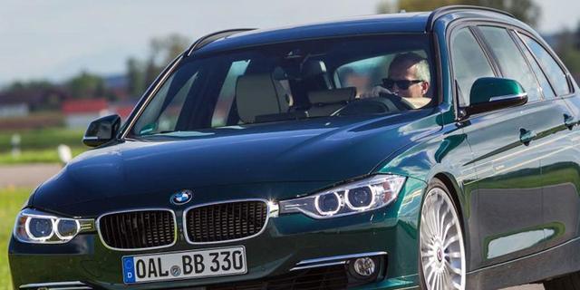 Alpina introduceert snelle diesel op basis BMW 3-serie