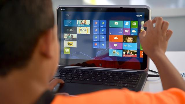 'Windows 8.1 redt pc-markt niet direct'