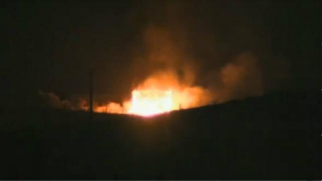 Grote brand natuurgebied Duitsland geblust