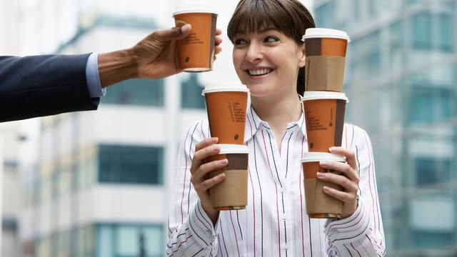 'Geen verband tussen regelmatig koffie drinken en hartkloppingen'