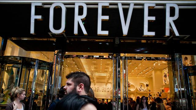 Amsterdamse Forever 21 opent in april