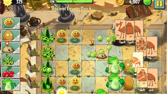 Review: Plant vs. Zombies 2 na vier jaar verrassend