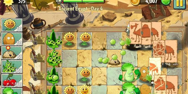 Plants vs Zombies 2 verschijnt voor iOS