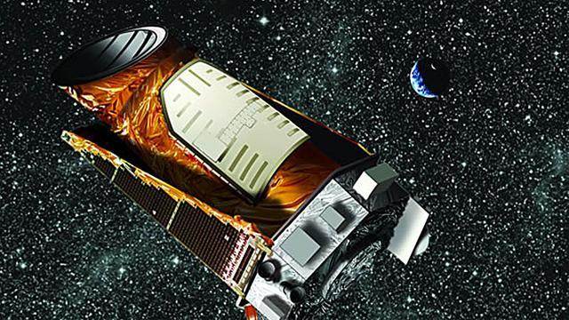 Planeten draaien opvallend synchroon rond ster Kepler-223