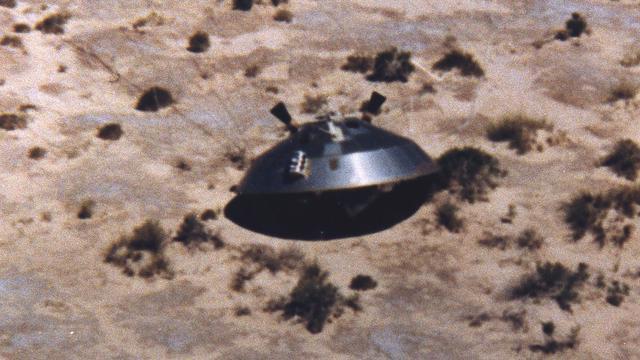 Dit stuk metaal moet bewijzen dat aliens aarde al eens bezochten