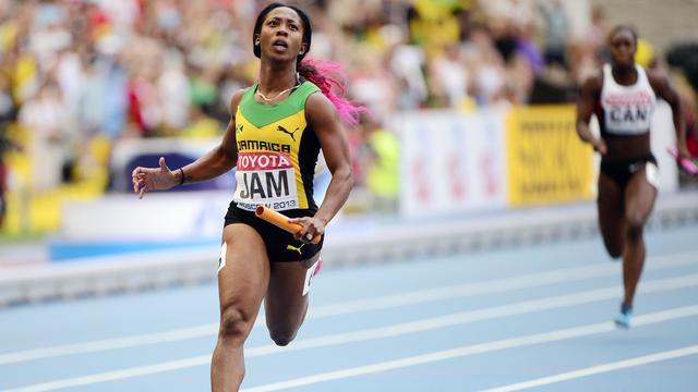 Fraser-Pryce wint 100 meter in Stockholm