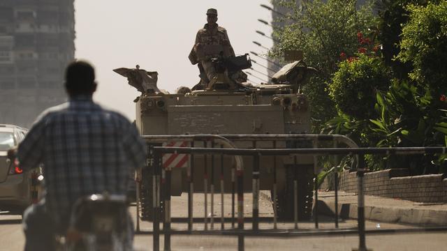 Zeker 36 gevangenen Egypte omgekomen tijdens transport