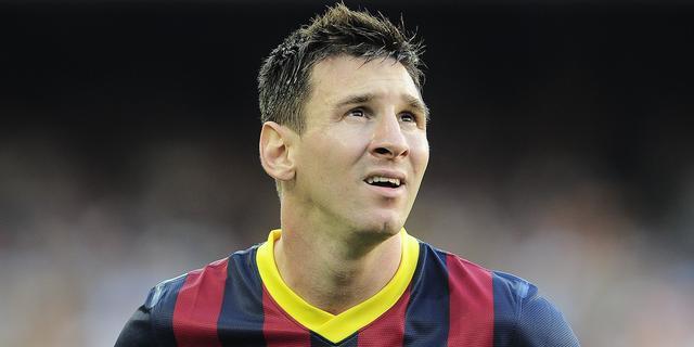 Messi dit jaar waarschijnlijk niet meer in actie