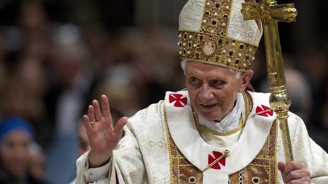 'God vroeg Benedictus om af te treden'
