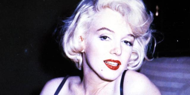 Actrice maakt film met Dean, Monroe en Brando