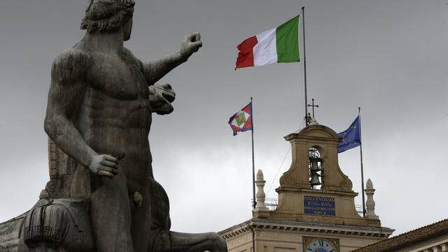 Maximale opbrengst staatsveiling Italië