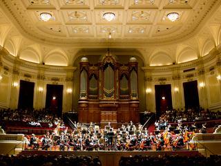Bernstein dirigeerde in 1950 voor het eerst Koninklijk Concertgebouworkest