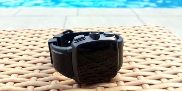 Smartwatch met simkaart, microSD en camera ontwikkeld