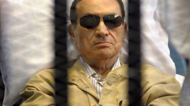 Egyptenaren willen volgens Mubarak al-Sisi als president