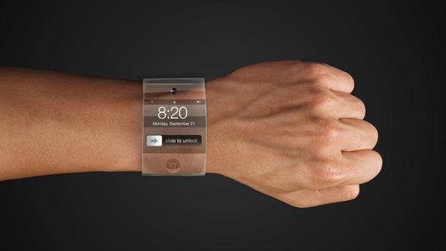 Apple krijgt patent op kromme touchscreens
