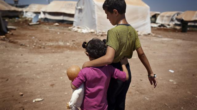 Rode Kruis vreest voor burgers bij escalatie Syrië