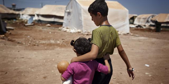 Meerderheid Kamer wil ruimer asielbeleid Syrische vluchtelingen