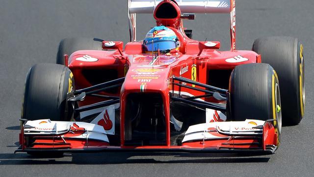 Afgelasting Grand Prix India van de baan