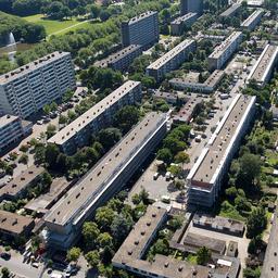 Tienduizenden sociale huurwoningen in Nederland in slechte staat